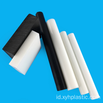 Teknik Mesin POM Black Rod Bar Stock