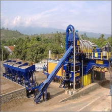 Hot Mix Dm 60 Asphalt Mixing Plant