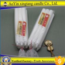 To Yemen market common household 28g white candle