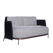 Modern Minotti Tape Double Sofa for by Nendo