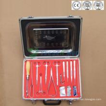 Ysss-02 Edelstahl kleines Tierchirurgisches Werkzeug