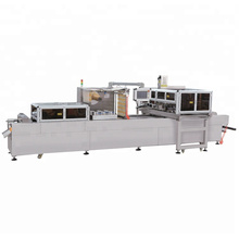 Automatic Thermoforming Vacuum Meat Food Skin Packing Machine