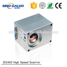 JD1403 Sino Galvo Co2 Radio Scanner For Laser Marking Machine