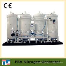 Usine de gaz d'azote industriel PSA pour champ de pétrole