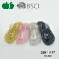 Hot-Selling Women Pvc Plastic Slippers