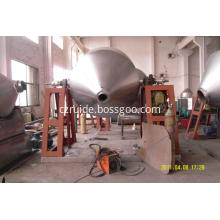 Double Cone Rotating Granule Dryer