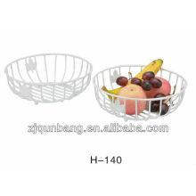 Panier de fruits de demi-cercle de plongée