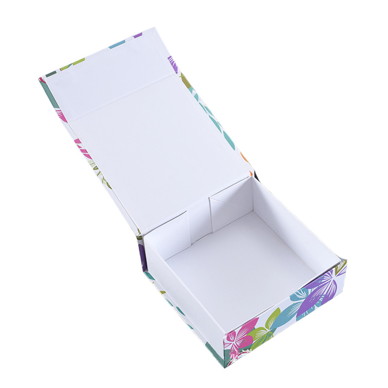 Foldable Paper Rigid Gift Box