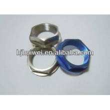 colorful Titanium nuts DIN934