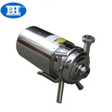 BAW series sanitary milk pump winery centrifugal pump