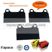 Kapaco Premium Quality Rubberized Brake pad shim D874 for Mercedes-Benz Brake pad