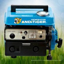 Générateur d'essence à 650W 700W 2 courses