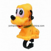 Cão de desenhos animados com PVC de bicicleta (HEL-150)