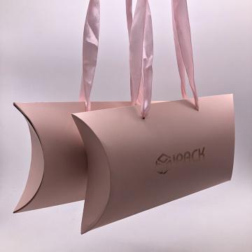 Упаковка для подушек Упаковочные коробки для продажи ювелирных изделий