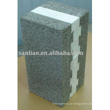 Bloco de espuma de isolamento térmico / tijolo