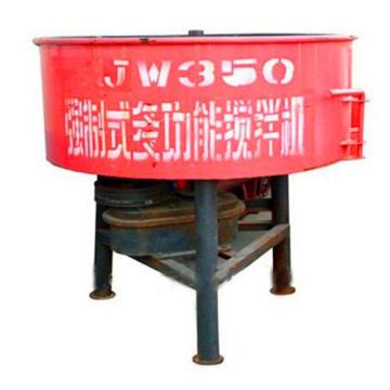 Zcjk Jw350 Concrete Block Machine Mixer