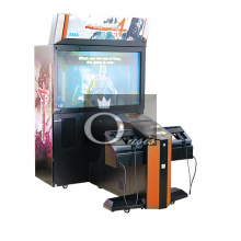 Arcade Game Machine, Game Machine (The House of The Dead Iv)