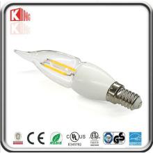 360 Grad E14 Mcob 3 Watt 300lm LED Kerze Glühbirne