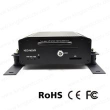 720p 4CH HDD High Definition Vehicle Мобильный DVR