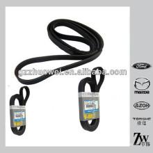 Hot-Saling Automotive V-Ribbed Belts & Timing Belt pour Lancia / Mazda / Toyota / Alfa / Fiat ZJ38-15-909