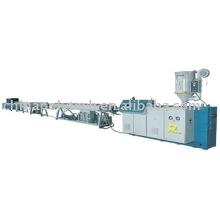 Chaîne de production de tuyau de polyoléfine