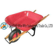 Wheelbarrow Wh6601 Rad PU Rad
