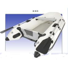 PVC Aufblasbares Fischerboot, Flussboot, Ruderboot