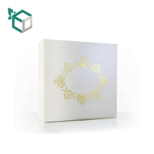Hot Stamping Printed Paper Box Packaging For Perfumes