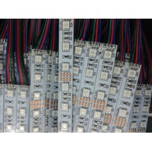 5050SMD RGB LED Rigid Strip 0.5m/1m 36W/M with CE&RoHS