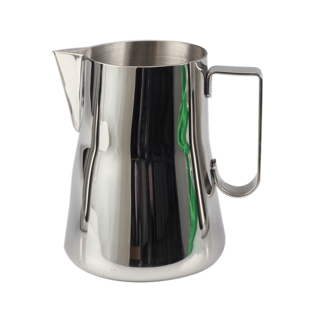 Silver Fashion Stainless Steel Milk Jug