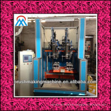 2014 hot sale 4 axis CNC broom making machine/CNC brush maker/CNC Broom tufting machine