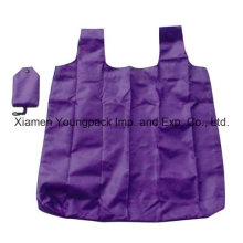 Custom Foldable 190t Polyester Marketing Advertising Promotional Giveaway Bags