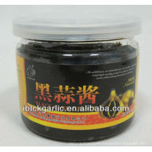 Chinese Organic Food--Black Garlic Puree