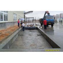 Scs 3.2 * 14m 80t Pit Type Wiegebrücke Truck Scale