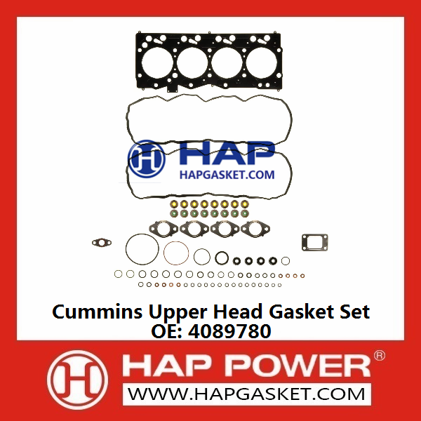 CUMMINS Upper Head Gasket Set 4089780