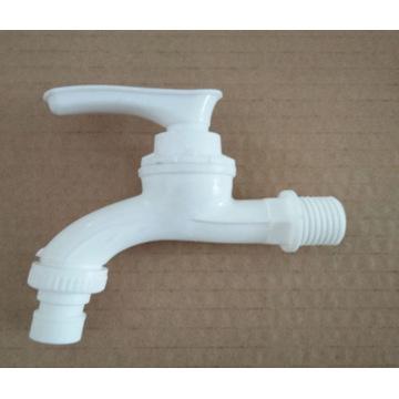 """1/2"""" cheap white plastic PVC water tap"""