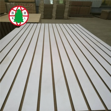 Moisture-Proof Red Melamine MDF Board Price
