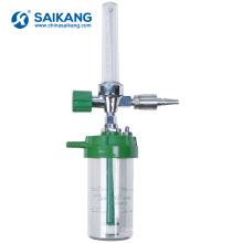 Regulador de oxigênio de alta pressão médico SK-EH046 mini com medidor de fluxo