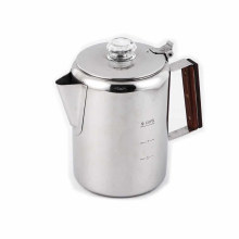 Percolator Coffee Pot Kettle Brew Stovetop Coffee Maker