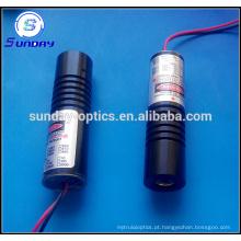 Módulo de laser de linha verde 532nm 5mw laser