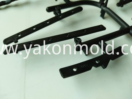 Plastic Air Vent Molding Parts