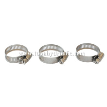Factory directly provide for China Hose Clamp, Stainless Steel Hose Clamps, Hose Clip Supplier high pressure small hose clamps for hoses export to Venezuela Supplier