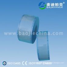 Bolsas de carrete planas de esterilización con sello térmico / Bolsas enrollables / Bolsas médicas