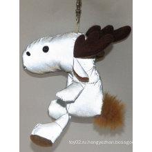 Отражающее игрушечное животное