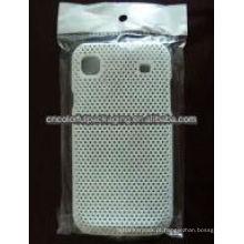Sacos de embalagem de cabeçalho de material OPP Pack for Mobile Phone covers