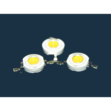 Diodo de alta potência LED 1W 3W 5W Bridgelux Epistar Chips