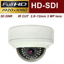 Vandalproof HD Sdi IR Security CCTV Dome Camera (UV-SDI3822)