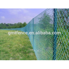 Anping Supplier High Quality Chain Link Wire Mesh / Chain Link Fence