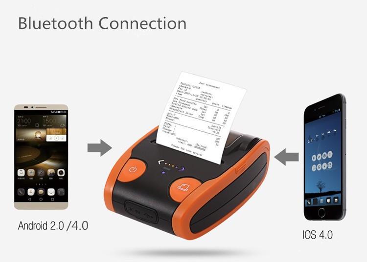 Thermal Bluetooth Printer 1