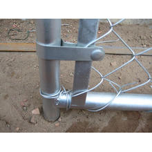 Hot Dipped Galvanizing Chain Link Fence (XY-0164)